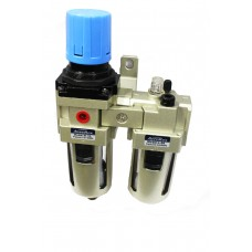 Pneumatic Air FRL Combination Heavy Duty  (Filter,Regulator And Lubricator) Aeroflex